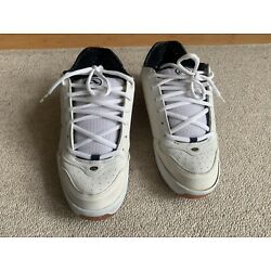 Adio Kenny Anderson skate shoe. VTG. Sole/Foxing Separated On One. Needs Repair.