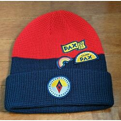 PAX Penny Arcade Expo Online 2021 Patch Camp Beanie NEW Unworn Unwashed