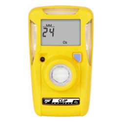NEW BW Technologies BWC2-X GasAlert Clip Extreme Gas Monitor For O2 Oxygen