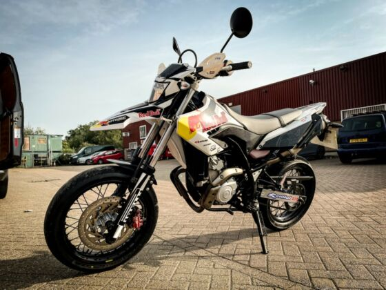 Yamaha WR 125 X 2010 - LOW MILEAGE - Excellent Condition