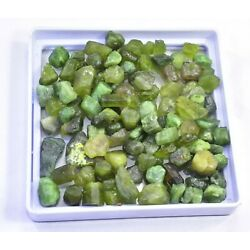 500.00 Ct 100% Natural Yellowish Green Sapphire Earth- Mined Lot Rough