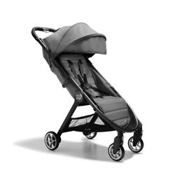 Baby Jogger City Tour 2 Ultra-Compact Travel Stroller w/Carry Bag, Shadow Grey