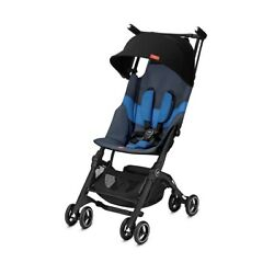 GB Pockit+  All-Terrain Compact Stroller in Night Blue - NEW/Opened