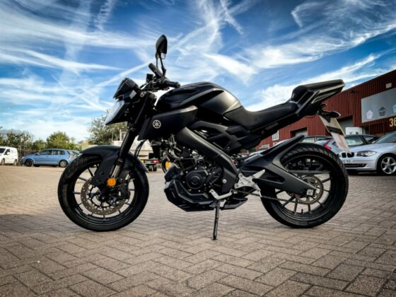 YAMAHA MT 125 2018 (68) ***PRISTINE*** LOW MILEAGE ONLY 899 Miles!