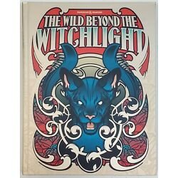 The Wild Beyond the Witchlight A Feywild Adventure Alternate Cover D&D Book