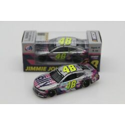 2020 JIMMIE JOHNSON #48 Ally #ONEFINALTIME Raced Version 1:64 Free Shipping