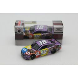 2021 KYLE BUSCH #18 M&M's Fudge Brownie 1:64 In Stock Free Shipping