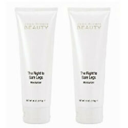2 X  JOAN RIVERS BEAUTY THE RIGHT TO BARE LEGS (Fair) 6oz  FREE SHIPPING