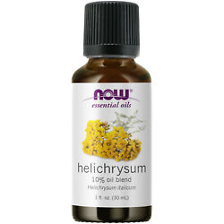 Now Foods Helichrysum Oil Blend - 1 Fl. Oz. made in USA FREE SHIPPING