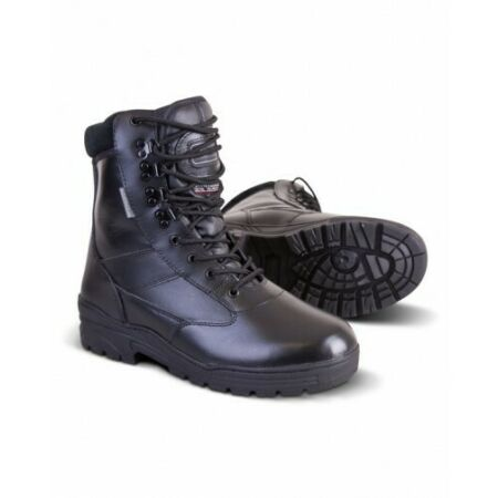 img-KOMBAT UK PATROL BOOT - FULL LEATHER UPPER WITH 3M THINSULATE INSULATION AND PAD