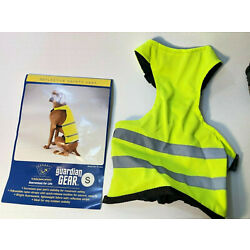 Safty Dog Vest~Yellow~Guardian Gear Small
