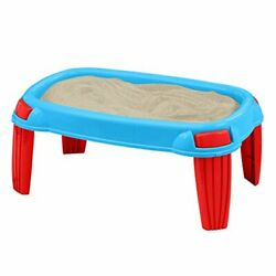 American Plastic Toys Kids  Outdoor Sand Table Backyard Sand Designs Molds an...