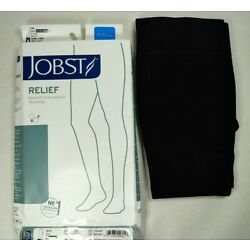JOBST Relief Medical Compression Stocking 15-20 mmHg Black X-Large 114815