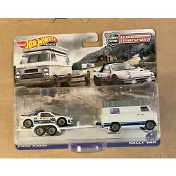 Hot wheels ford rs200 rally car team transport car culture