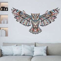 Cartoon Owl Wall Stickers For Home Living Room Bedroom Mural Vinyl Wall Decals