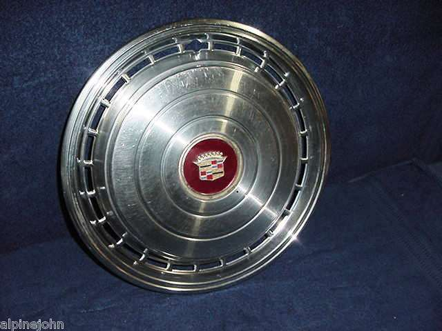 Wheel Cover Cadillac 1978 15 Inch Hub Cap Vintage Caddy Ebay