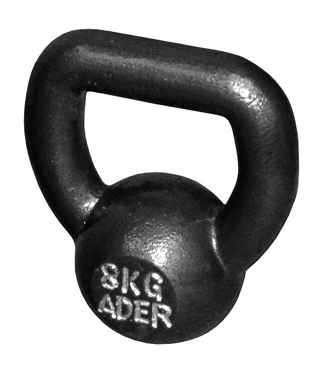 Russian Kettlebell History: Ader Competition Style Kettlebell- 8 Kg/ 18 Lb