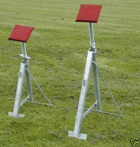 Motor boat yacht prop stand support large ebay for Large outboard motor stand