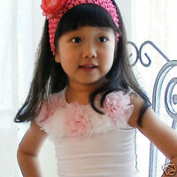 *Pink White* Rubberdress baby TOP Pettiskirt Boutique