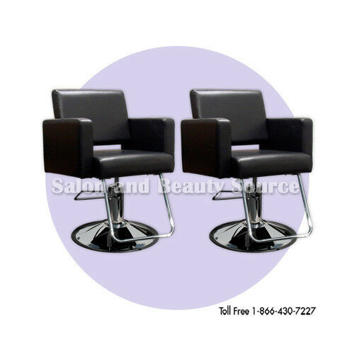 Styling chair beauty salon equipment furniture package ebay for Hairdressing furniture packages