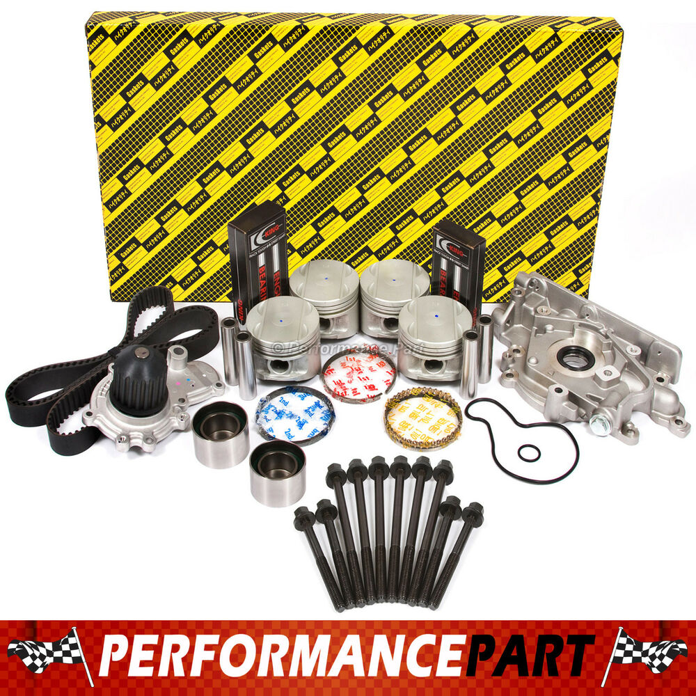 Fit 1995 2.0L Mitsubishi Eclipse Engine Rebuild Kit 420A