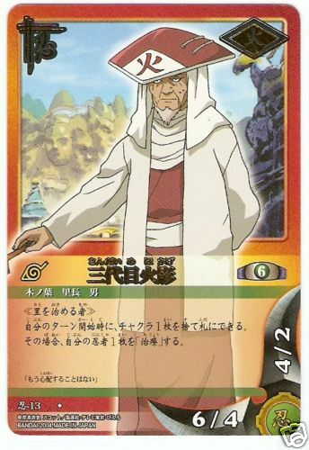 Naruto card game singles