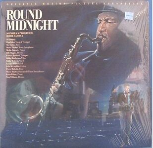 Herbie Hancock Round Midnight: Soundtrack Produced By Herbie Hancock
