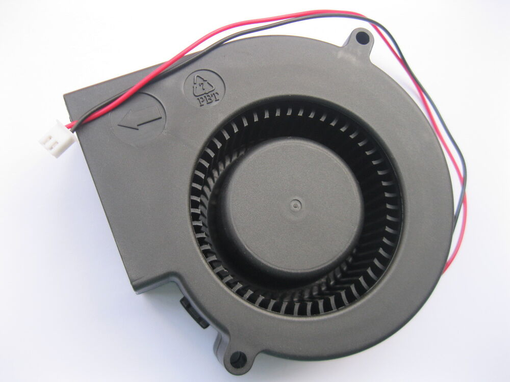 Dc Blower Fan : Pcs brushless dc cooling blower fan s v pin ebay