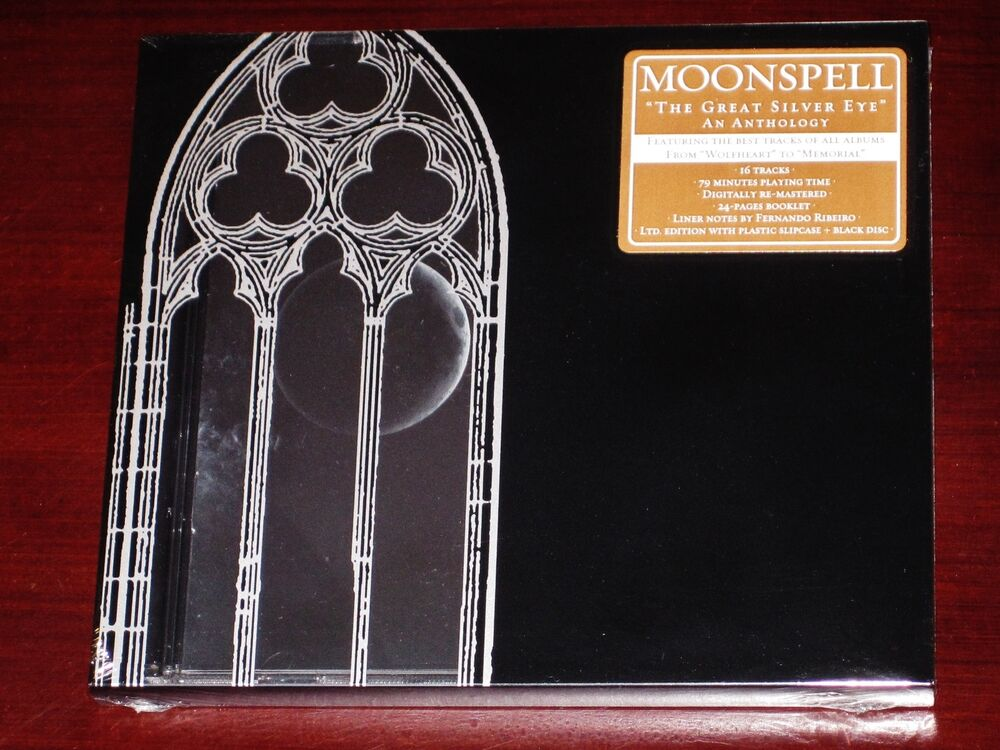 Moonspell The Great Silver Eye