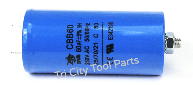 7819 Emglo Air Compressor Capacitor 60 Uf Am 1 1 2hp