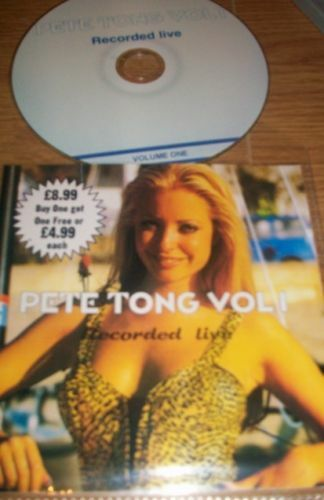 Pete tong vol 1 old skool classic house club dj mix cd for Old skool house classics