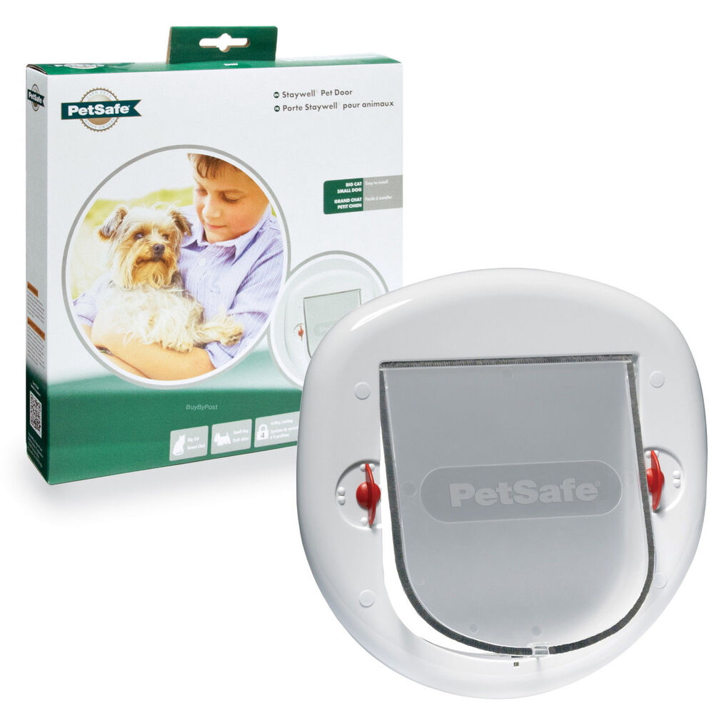 Staywell Petsafe 280 Large Big Cat Flap Small Dog Door