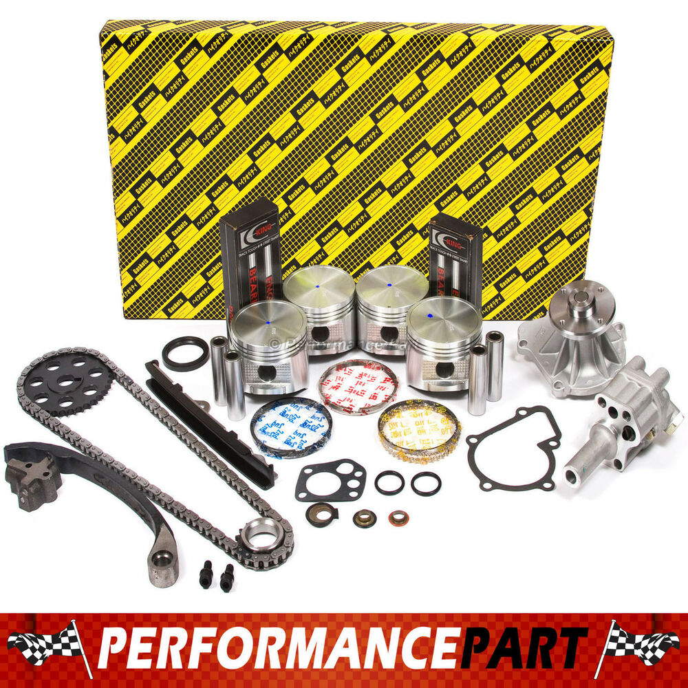 kae engine fits 90 97 nissan d21 pick up 2 4l engine rebuild kit ka24e