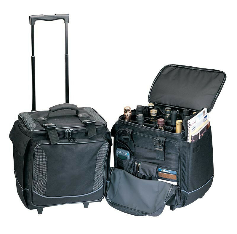 Wine Glass Travel Case