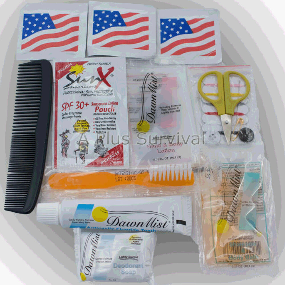 how to make a mini survival kit