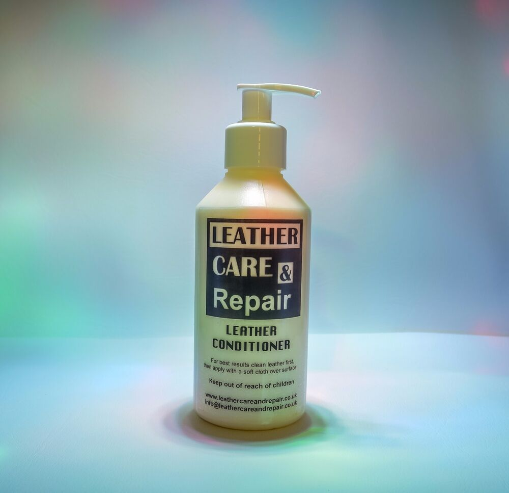 Conditioner For Leather Sofa: LEATHER SOFA CONDITIONER / PROTECTOR