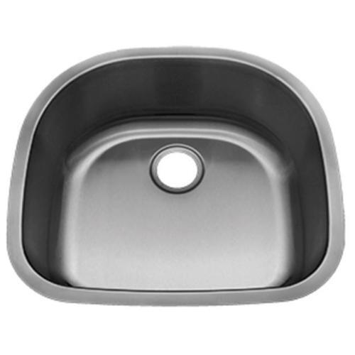 kitchen sink shapes undermount stainless steel quot d quot shape kitchen sink with 2876