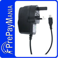 MAINS CHARGER FOR HTC TATTOO SNAP S730 S740 P3470
