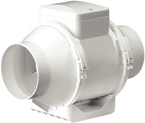 Inline Vent Fans For Bathrooms : Inline fans for bathroom or hydroponics ventilation ebay