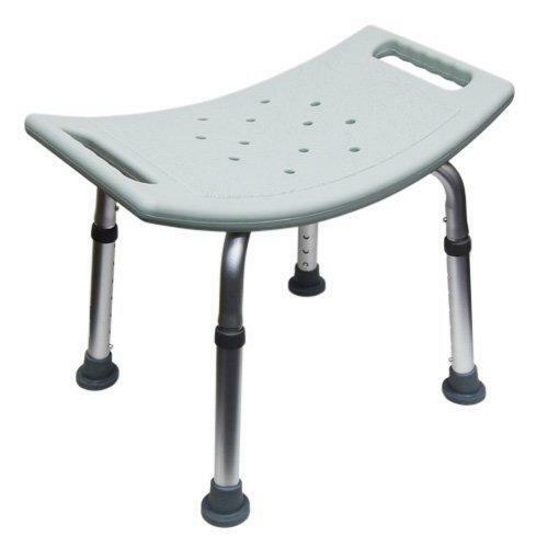 Medical bathtub bath tub shower seat chair bench shower bench without backrest ebay Bath bench