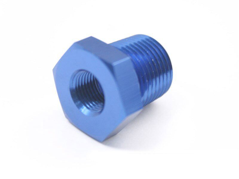 Npt quot male to female aluminum car fittings adapter