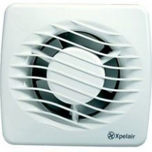 "XPELAIR DX100T 4"" BATHROOM EXTRACTOR FAN TIMER 100mm"
