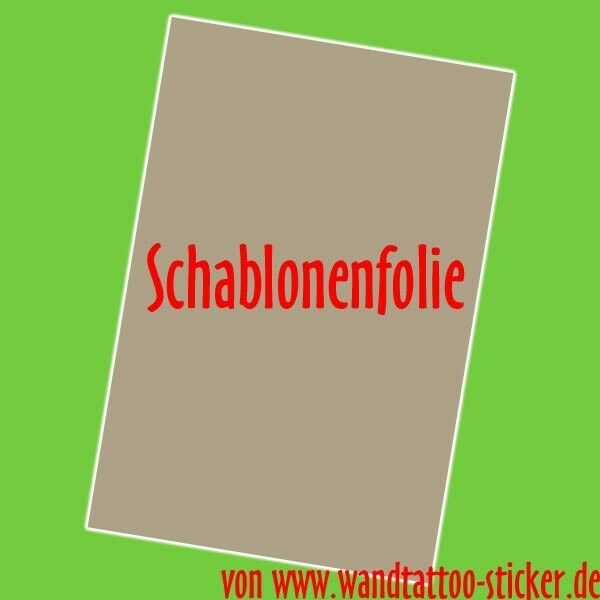 5x schablonenfolie din a4 wandtattoo schablone selber machen aufkleber airbrush ebay. Black Bedroom Furniture Sets. Home Design Ideas
