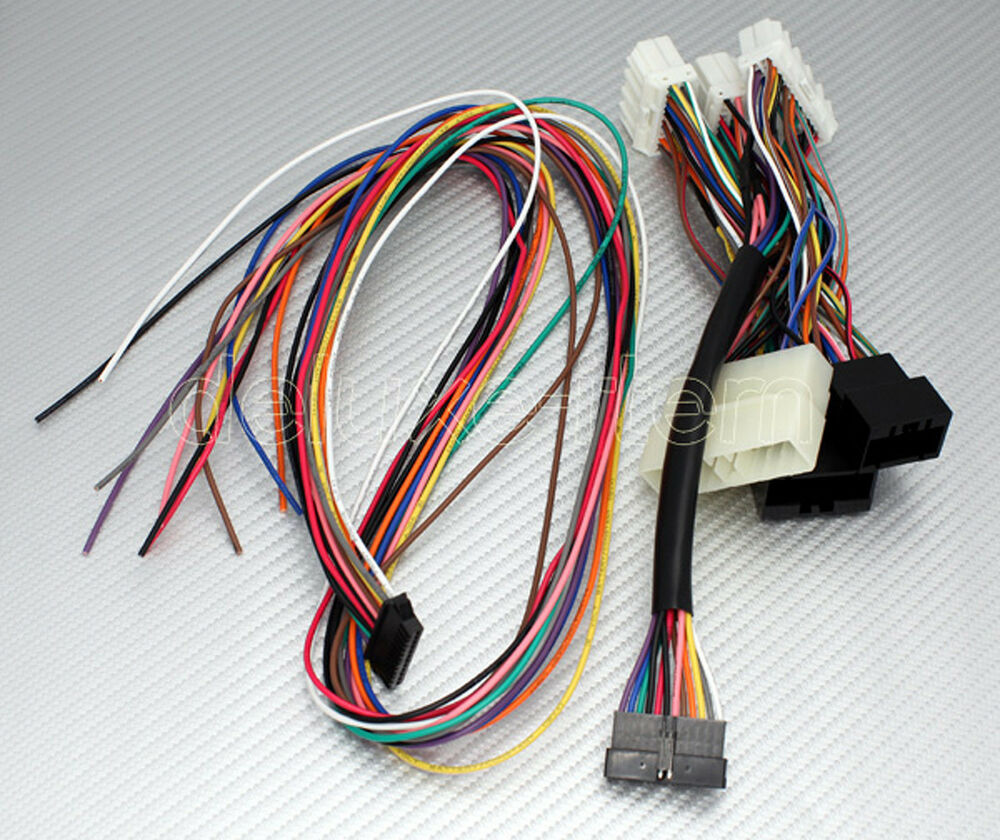 conversion jumper wire wiring harness replace obd0 to obd1 ecu fit rh ebay com boomslang obd0 obd1 conversion harness boomslang obd0 obd1 conversion harness
