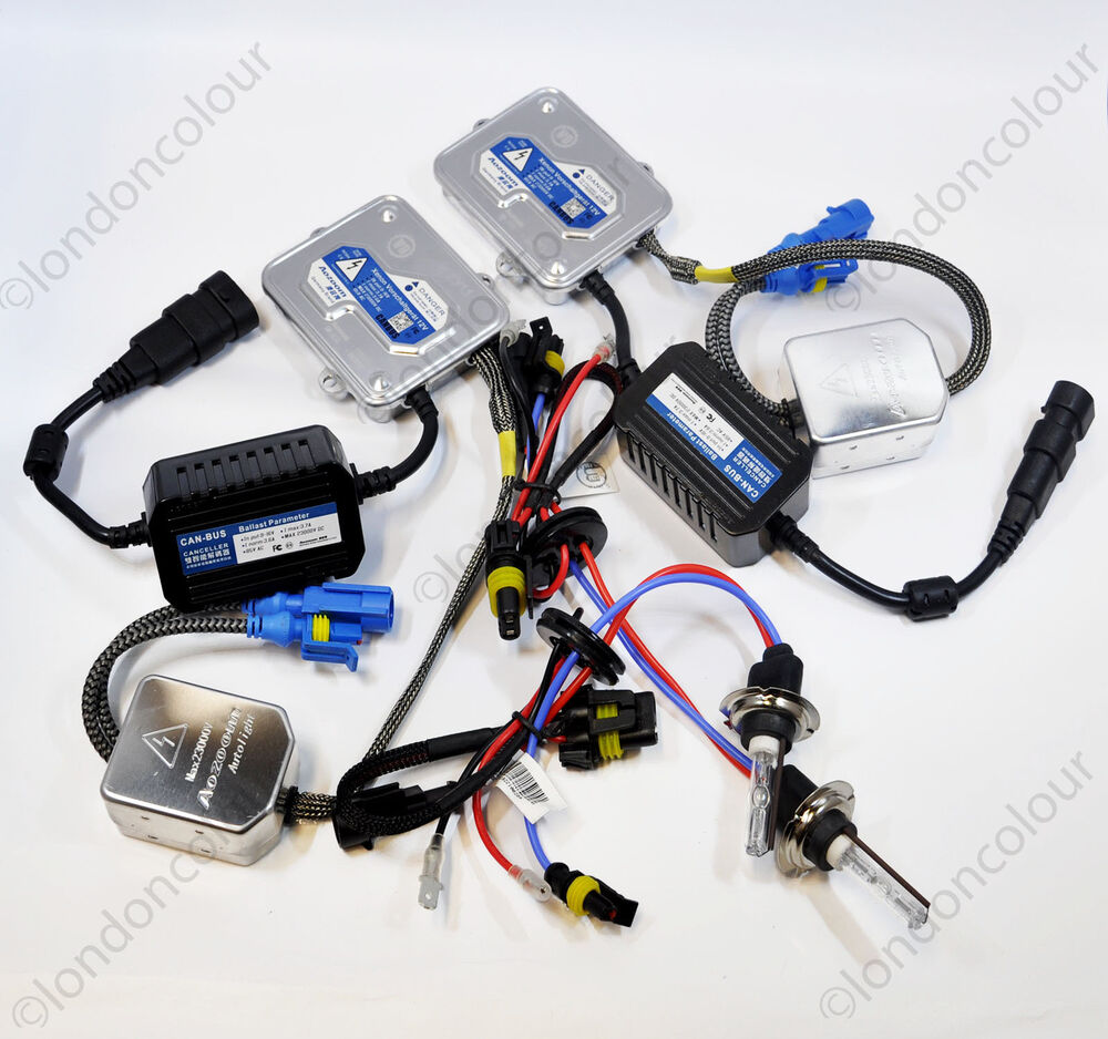 bmw e90 3 series xenon hid ac h7 35w canbus error free conversion kit ebay. Black Bedroom Furniture Sets. Home Design Ideas