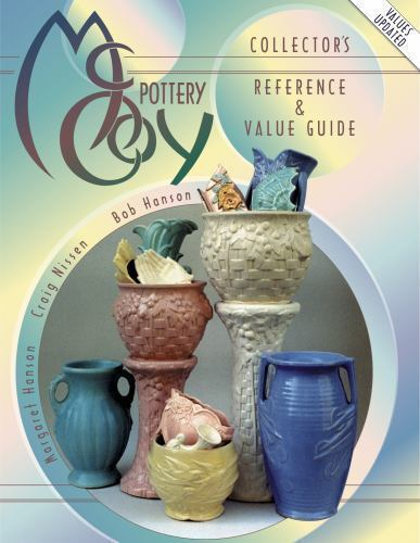 mccoy pottery collectors reference value id guide
