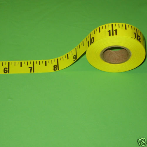 20 Yds Adhesive Ruler Plastic Stick On Table Sticky Ruler