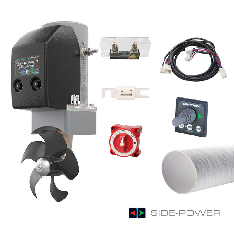 Marine Bow Thruster Se 60 185 S Side Power With