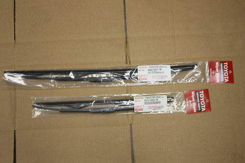 new toyota prius 2004 2009 oem wiper blades ebay. Black Bedroom Furniture Sets. Home Design Ideas