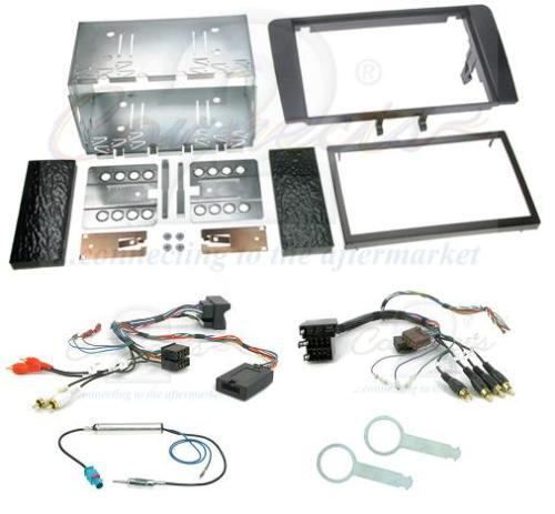 Audi a3 mk2 8p 03 complete double din car stereo fitting for Mueble 2 din audi a3 8p